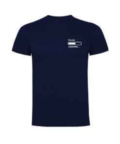 Camiseta Opositor a Policia