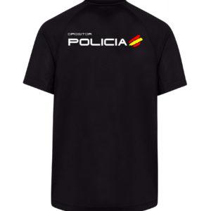 Camisetas Técnicas Policía Nacional
