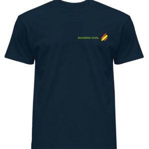 "CAMISETA DE ALGODÓN ""GUARDIA CIVIL BANDERA"""