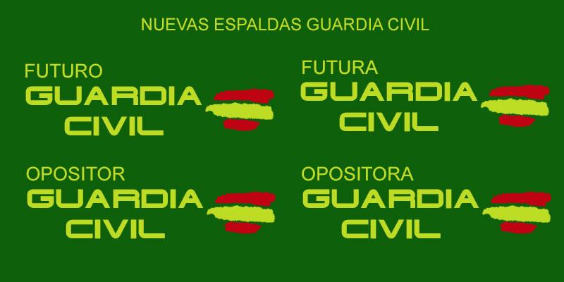 Camiseta Algodon Verde Guardia Civil