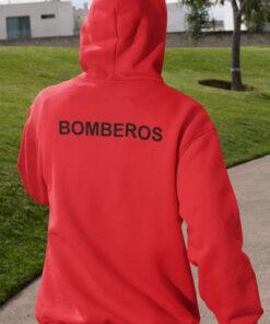 SUDADERA BOMBEROS
