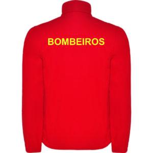 Chaqueta Bomberos