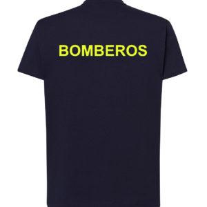Camisetas Algodón Bombero