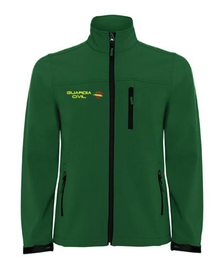 Chaqueta Verde Guardia Civil