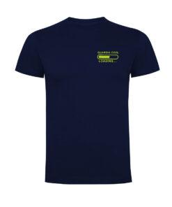 Camiseta Opositor Guardia Civil color azul marino