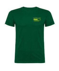 Camiseta Opositor Guardia Civil