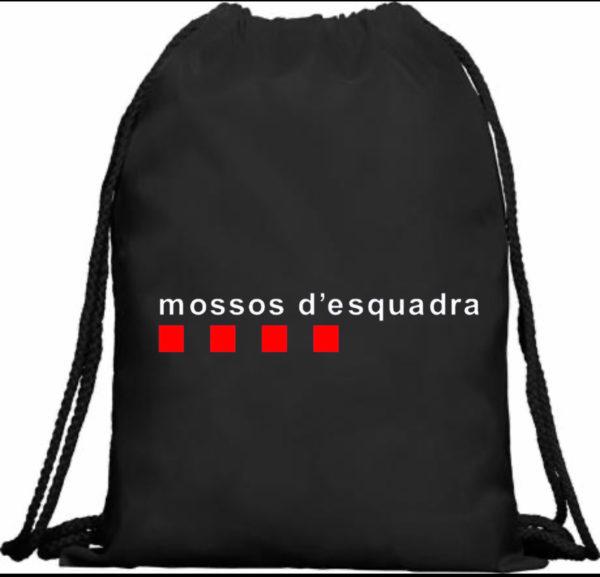 MOCHILA CUERDAS MOSSOS
