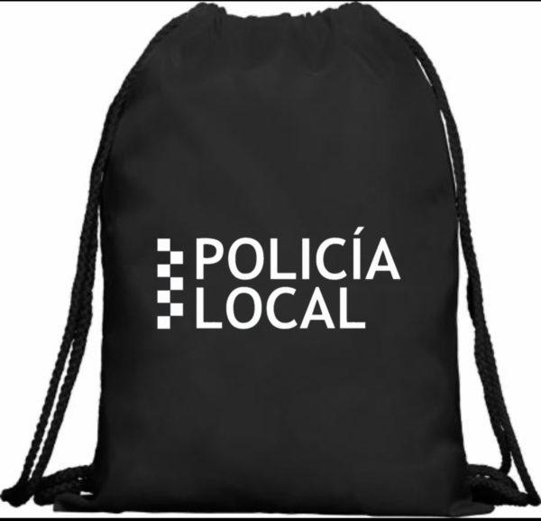 MOCHILA CUERDAS POLICÍA LOCAL
