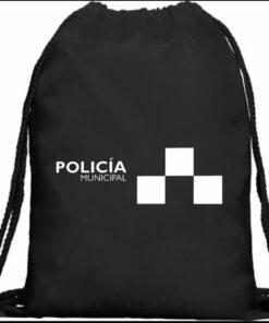 MOCHILA CUERDAS POLICÍA MUNICIPAL
