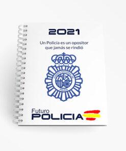 Agenda de Policía 2021